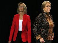 Devlet Başkanlığı için iki kadın yarışıyor