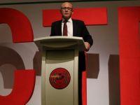 Talat: En önemli sorunumuz Kıbrıs Sorunu