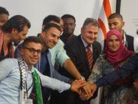 UKÜ'de ilk kez düzenlenen 'Arap Gecesi' coşkuyla kutlandı