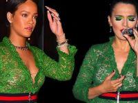 """Akalın ile Rihanna arasında 'Astarlı-Astarsız"""" tartışması!"""