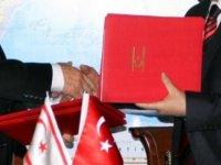 KKTC-TC ekonomik protokol görüşmeleri için Türkiye'den heyet KKTC'ye geliyor
