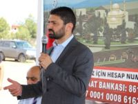 Mağusa Organize Sanayi Bölgesi'ne Cami hazırlığı