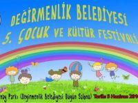 """Değirmenlik'te """"5. Çocuk ve Kültür Festivali"""""""