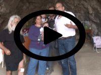 Kıbrıslı aileyi maddi yetersizlik, mağarada yaşamaya itti