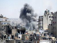 Esed güçlerinin saldırılarında 55 kişi öldü