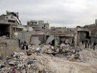Esed güçlerinin saldırılarında 28 kişi öldü