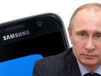 Putin portreli Galaxy S7!