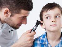 """Çocuklarda sık görülen hastalık """"Orta Kulak Sıvı Toplanması"""""""