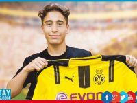 Emre Mor resmen Borussia Dortmund'da
