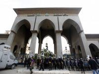 Ezher Üniversitesi'nde protestolar