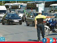 Trafik Dairesi Müdürlüğüne edebiyat öğretmeni atandı