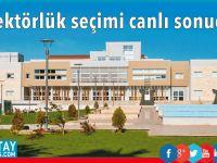 DAÜ'de sayım devam ediyor Öğretim Görevlilerinin oyları sayılıyor