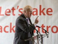 Boris Johnson,Osmanlı İmparatorluğu'nun son Dahiliye Nazırı Ali Kemal'in torunu