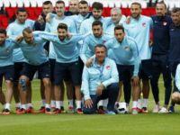 EURO 2016'da Türkiye'nin ilk rakibi Hırvatistan