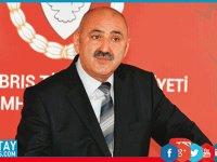 Burcu'nun üslerdeki Kıbrıslı Türklerle ilgili açıklaması Rum basınında