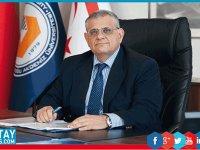 Prof. Dr. Necdet Osam son 5 yıldır DAÜ'ye siyaset karışmadı