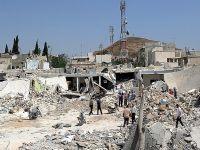 Esed güçlerinin saldırılarında 148 kişi öldü