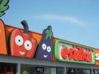 Erülkü Süpermarket'te hırsızlık!