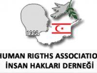 KKTC İnsan Hakları Derneği'nden AB'ye kınama!