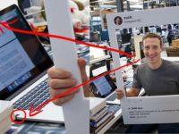 Zuckerberg laptonun kamera ve hoparlörünü neden bantladı?