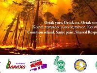 """""""Kıbrıs gençliği, ormanların korunmasının önünü açabilir!"""""""
