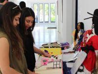 """LAÜ Öğrencilerinden """"Eğitici Oyuncak ve Materyal Tasarım"""" temalı sergi"""