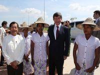Davutoğlu'ndan Myanmar için eylem planı önerisi