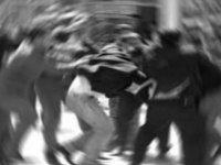 Mağusa'da öğrenci yurdu önünde kavga: 1 yaralı