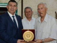 Alanlı'dan Hacıahmetoğlu'na ziyaret