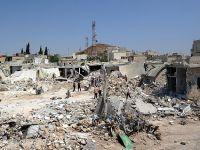 Esed güçlerinin saldırılarında 39 kişi öldü