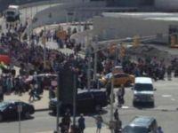 Son dakika: bir bomba da New York Havalimanına mı?