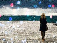 Sağnak yağmur geliyor!