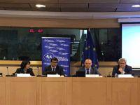 Arupa Parlamentosu'nda Kıbrıs ve çözümün beklentileri konuşuldu