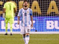 Şili kazandı, Messi milli takımı bıraktı!