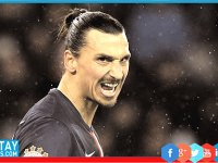 Ibrahimovic'te 'Sarbi' vakası (Video)