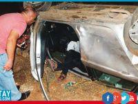 6 günde 69 kaza! Kazaların en büyük sebebi: Süratli araç kullanmak!