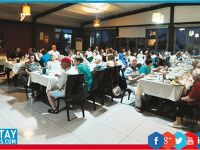 Değirmenlik Belediyesi'ndan yaşlılara iftar yemeği...