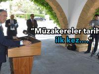 Liderler görüşmesi tamamlandı: Mülkiyet konusunda ilerleme var...