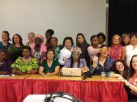 CTP'li kadınlar Sosyalist Enternasyonal Toplantısına katıldı