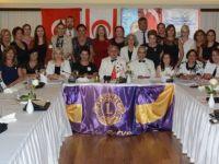 Lions Kulüpleri yeni birlik başkanı belli oldu