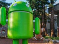 Android yeni sürümünün ismini açıkladı