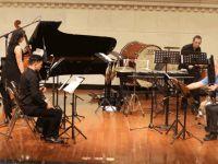 Piyanist Sarı, Çin'de konser verdi