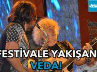 Güzelyurt'taki Portokal Festivali, Yeni Türkü ile veda etti