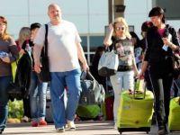 Esenyel, İngiltere'den Gelen Turist Sayısında Yüzde 70-75 Dolayında Düşüş Yaşandığını Belirtti