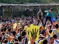 Darbe karşıtları Rabia katliamının 100. gününde meydanlarda