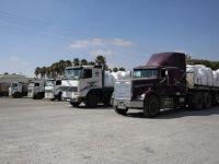 50 tırlık yardım daha Gazze'ye ulaştı