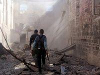 Esed güçlerinin saldırılarında 56 kişi öldü