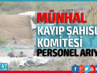 Kayıp Şahıslar Komitesi Personel Arıyor