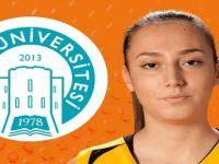 Didem Çelebi Girne Üniversitesi Kadın Basketbol Takımında