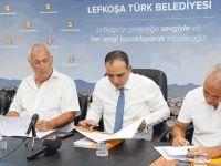 14.Kıbrıs Tiyatro Festivali için sponsorluk imzaları atıldı
